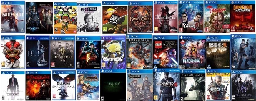 Game Ps4 Digital