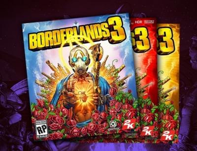 Borderlands 3 Asia