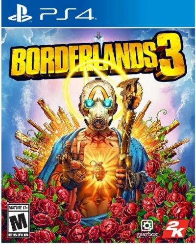 Borderlands 3 Asia kèm quà tặng & code