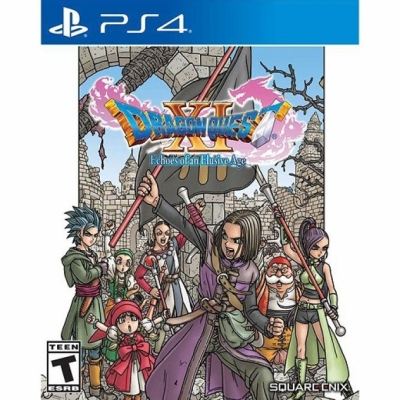 Dragon Quest XI Echoes Of An Elusive Age - Asia