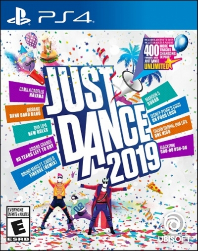Just Dance 2019 Asia