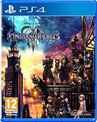 Kingdom Hearts III US