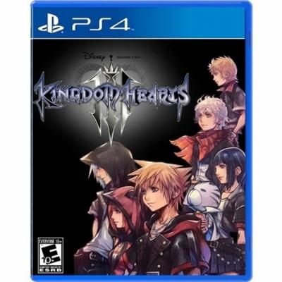 Kingdom Hearts III EU