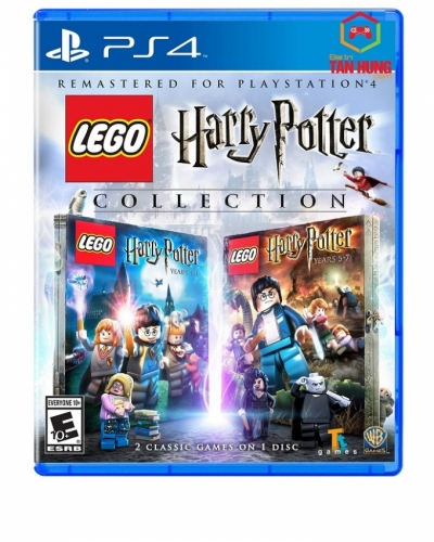 Lego Hary Potter Collection