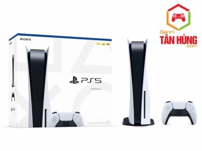 Máy PlayStation 5 STD 2 Tay Cầm Chính hãng