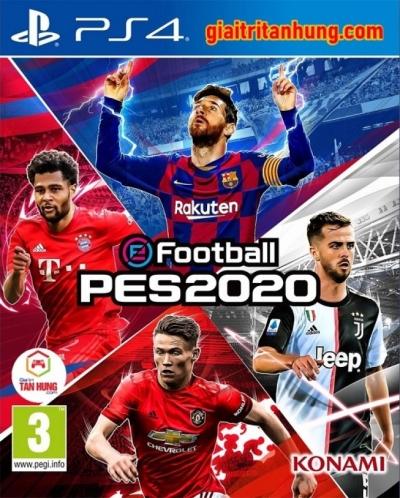 Pes eFootball 2020 US