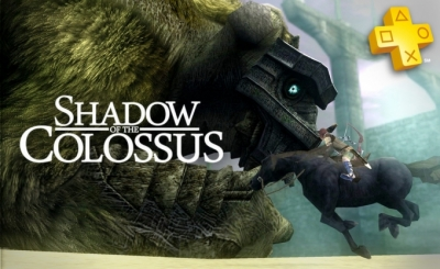 Shadow of the Colossus - ASIA