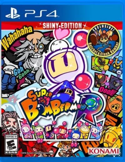 Super Bomberman R Shiny Edition US