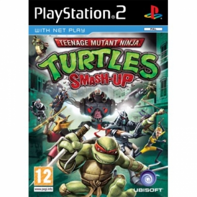 TEENAGE MUTANT NINJA TURTLES SMASH-UP