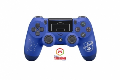 Tay Cầm PS4 Slim Pro DualShock 4 Blue F.C LE Chính hãng