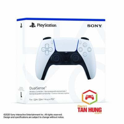 Tay Cầm PS5 DualSense Chính Hãng Sony Việt Nam BH 12 Tháng