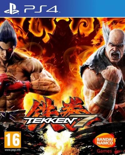 Tekken 7 Asia