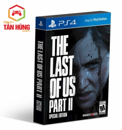 The Last of Us Part II Special Edition