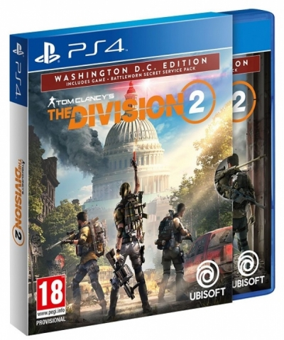 Tom Clancy's The Division 2 Asia