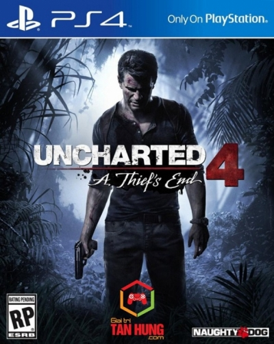 Uncharted 4: A Thief's End Sony VN
