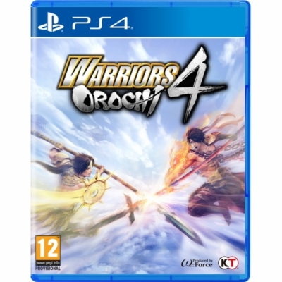 Warrior Orichi 4 Asia