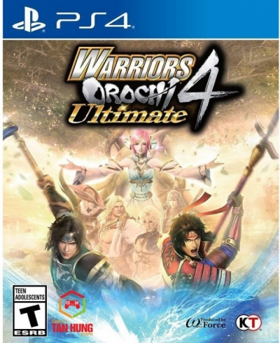 Warrior Orichi 4 Ultimate