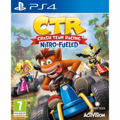 Crash Team Racing Nitro Fueled Sony VN