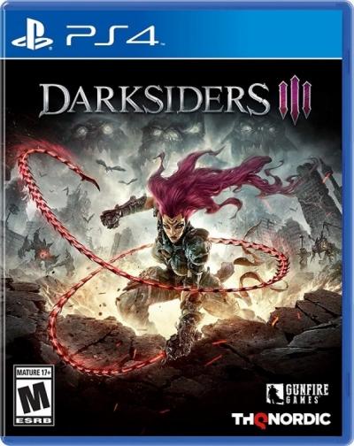 Darksider 3 Asia
