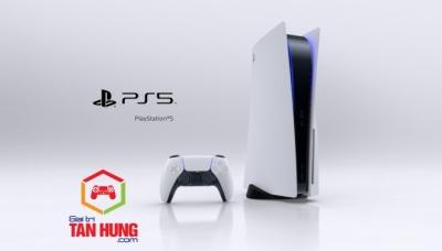 Máy PlayStation 5 Chạy đĩa Hàng Xách tay