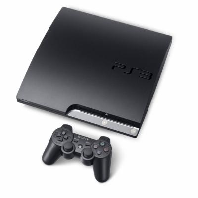 Máy PS3 Slim 160GB Cũ Hack Full