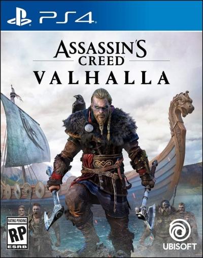 Assassin's Creed Valhalla STD EU