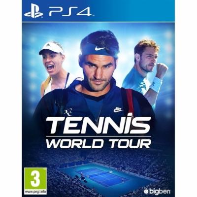 Tennis World Tour Ps4 2018