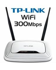 Router Wifi TP-LINK TL-WR841N - Chuẩn N Tốc Độ 300Mbps