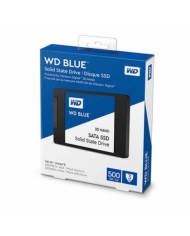 Ổ Cứng SSD WD Blue 3D NAND 500GB
