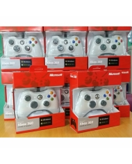 WIRED CONTROLLER XBOX 360 FOR WINDOWS White (TAY CÓ DÂY)