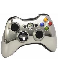 Tay cầm chơi game Xbox 360 Chrome Silver