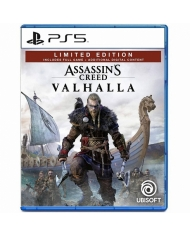Assassin's Creed Valhalla Limited Edition Ps5