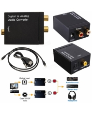 Audio Converter Digital to Analog