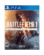 Battlefield 1 DeLuxe Editton US