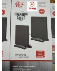 Đế tản nhiệt PS4 Slim&Pro Charging Stand New Version 2019