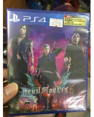 Devil May Cry 5 EU Asia