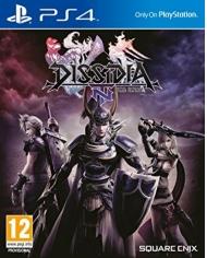 Dissidia Final Fantasy NT - Asia