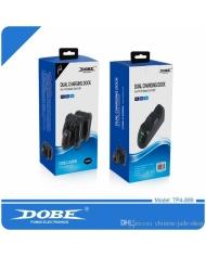 Bộ Dock Xạc tay cho Ps4 qua cổng USB Dual Charging with Led