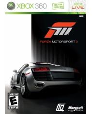 Đĩa game xịn Xbox 360 Forza Motorsport 3 (Pal)