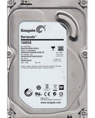 HDD Seagate Baracuda 3.5 Internal 1.5TB