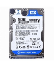 Hdd Western Digital Blue 2.5 - 160GB