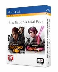 inFamous Dual Pack Asia