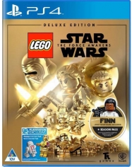 Lego Star Wars: The Force Awakens Deluxe Edition US