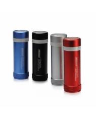 Metrans MP30 Waterproof 6600mAh Mobile Power Bank w/ LED Flashlight