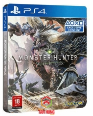 Monster Hunter World Iceborne SteelBook Edition EU