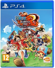 One Piece Unlimited World Red Deluxe