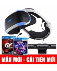 PlayStation VR Launch Bundle Version 2 2018