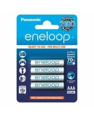 Pin sạc AAA Panasonic ENELOOP vỉ 4 viên 2100mAh