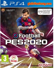 Pes eFootball 2020 EU