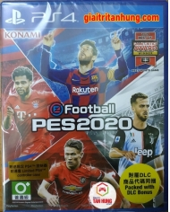 Pes eFootball 2020 Asia Digital